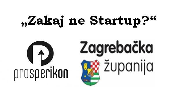 """""""Zakaj ne Startup?"""""""
