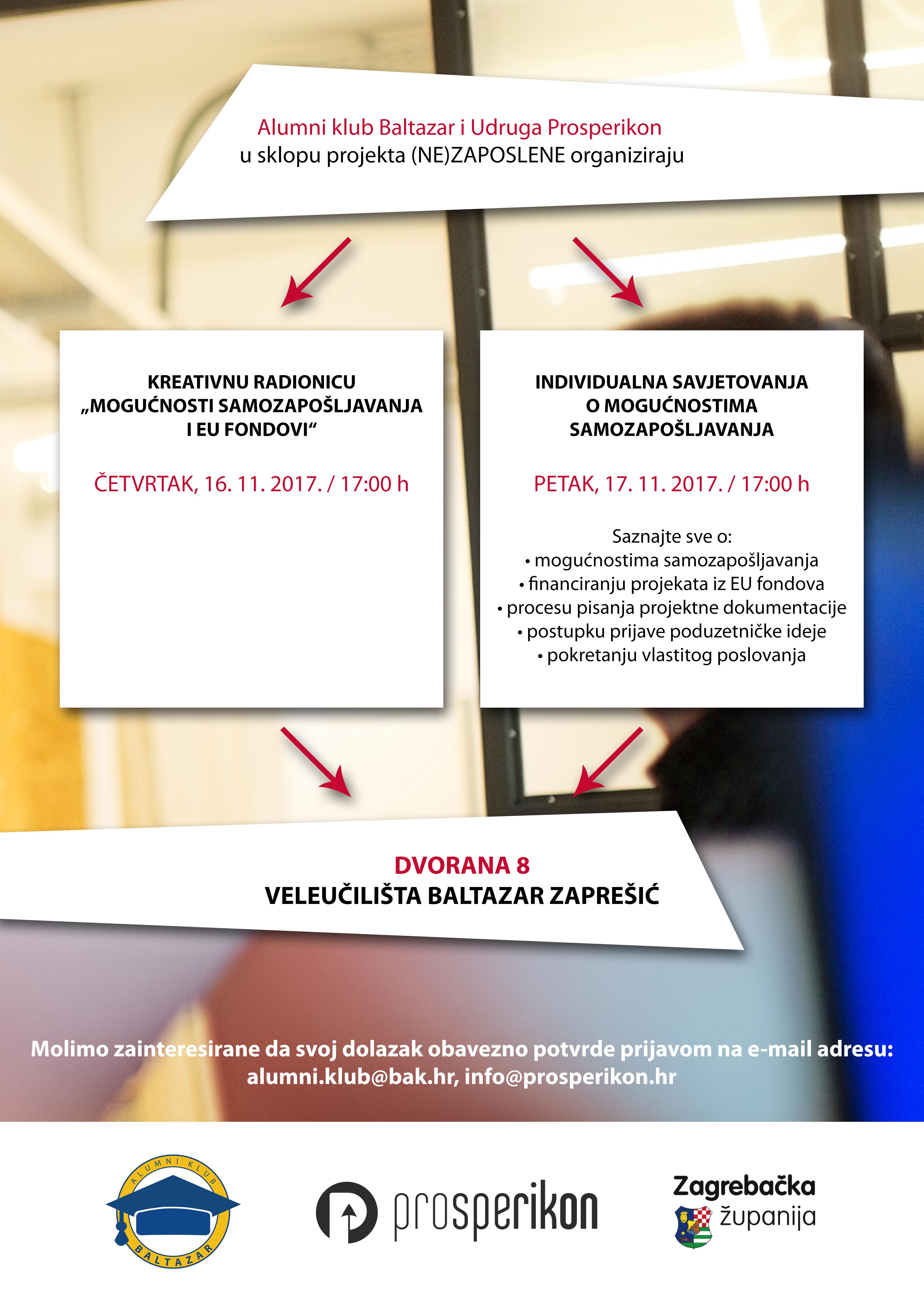 (NE)ZAPOSLENE - Prosperikon.hr